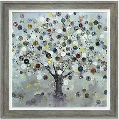 Watch Tree Small Wall Art