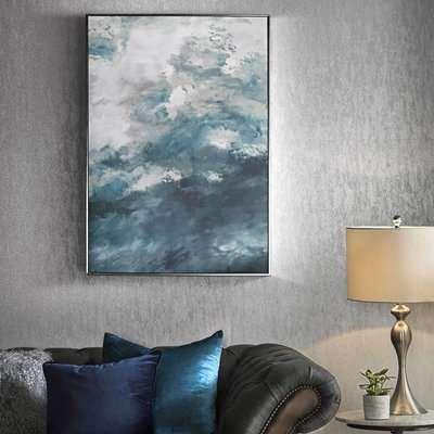 Abstract Skies Framed Wall Art