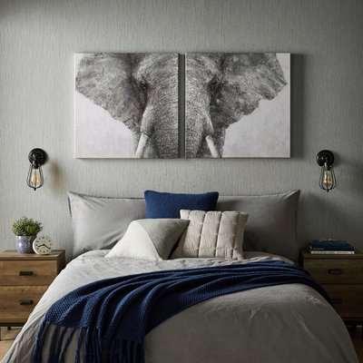 Majestic Elephant Canvas