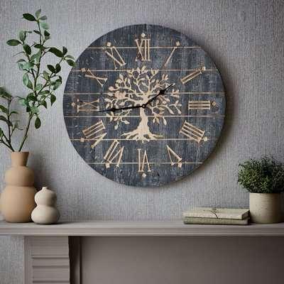 Timepiece Tree Clock