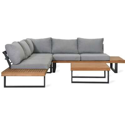 Amberley Teak Outdoor Sofa Set