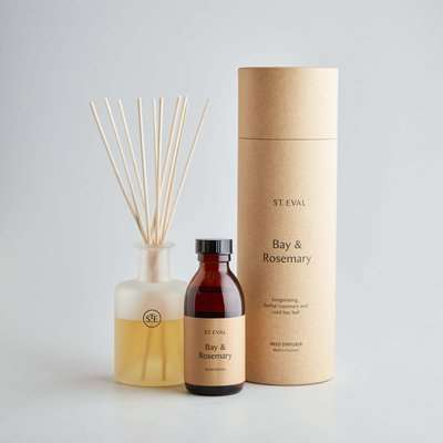 Bay Leaf and Rosemary Reed Diffuser