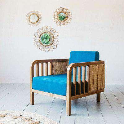 Cadance Cane Armchair