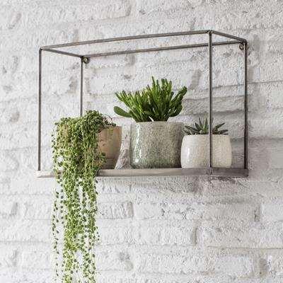 Farringdon Box Wall Shelf