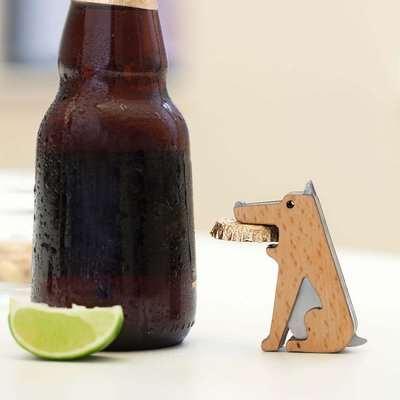 Fetch! Dog Bottle Opener