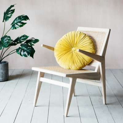 Fria Cane Back Armchair