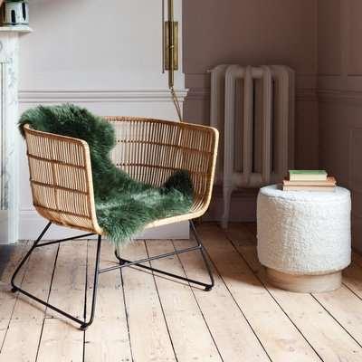 Jostein Rattan Lounge Chair