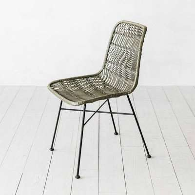 Oslo Olive Green Dining Chair