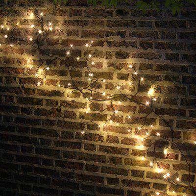 Outdoor Light Up Garland