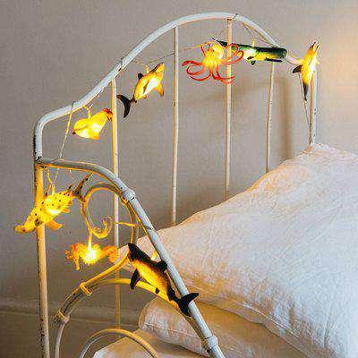 Sea Creatures String Lights