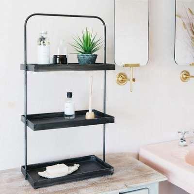 Selma Bathroom Shelf Unit
