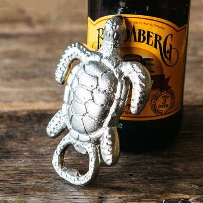 Ted the Turtle Bottle Opener