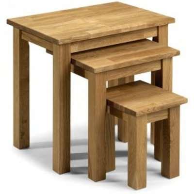 Coxmoor Oak Nest of Tables