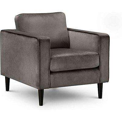 Hazel Velvet Armchair
