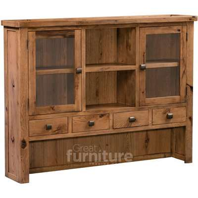Kingsley Solid Oak Dresser Top