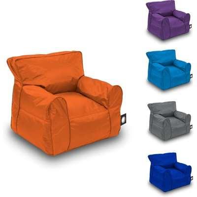 Bonkers Dark Navy Blue Baby Bean Bag Chair