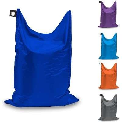 Bonkers Jumbo Slab Dark Navy Blue Bean Bag