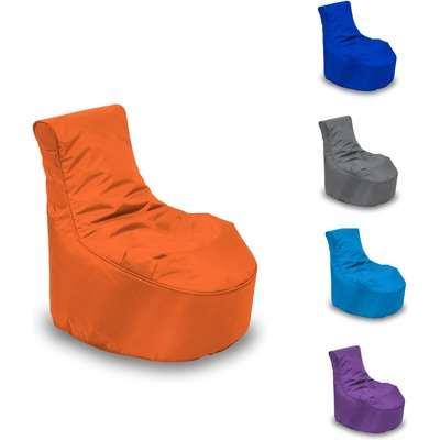 Bonkers Orange Kicky Bean Bag