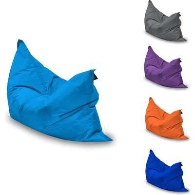 Bonkers Small Slab Dark Navy Blue Bean Bag