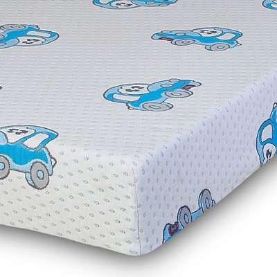 Choo Choo Reflex Foam Orthopaedic Kids Mattress - 3ft Single (90 x 190 cm)