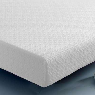 Impressions 6000 Cool Blue Memory and Reflex Foam Orthopaedic Mattress - European Single (90 x 200 cm)