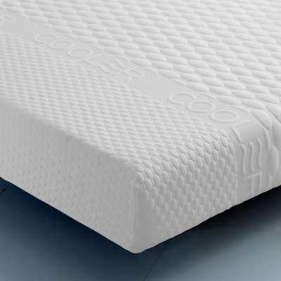 Impressions Laytech Memory, Latex and Reflex Foam Orthopaedic Mattress - European Single (90 x 200 cm)