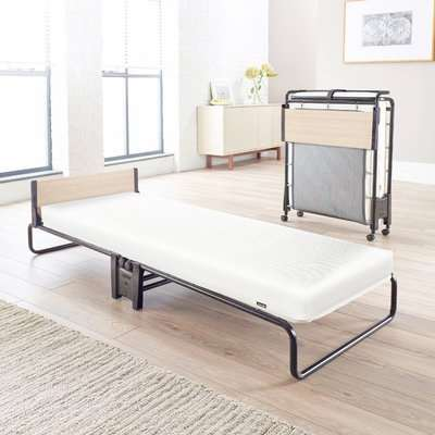 Jay-Be Revolution Folding Bed with Micro Pocket Mattress - 2ft6 Small Single
