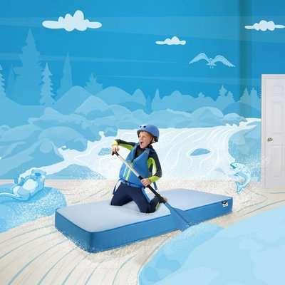 Jay-Be Simply Kids Foam Free Waterproof Spring Mattress - European 3ft Single (90 x 200 cm)