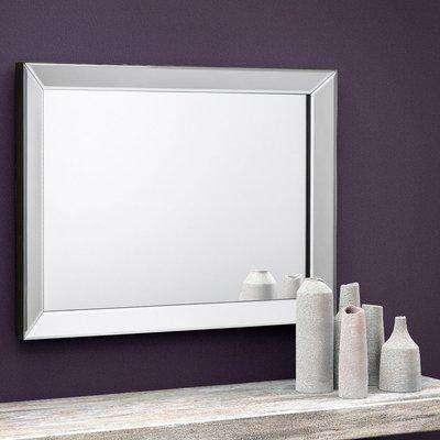 Soprano Rectangular Glass Wall Mirror - 60 x 80 cm