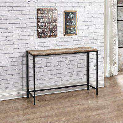 Urban Rustic Console Table