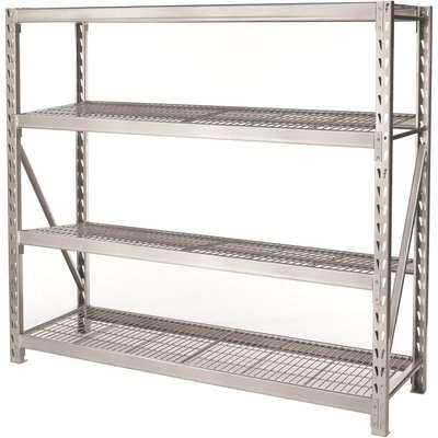 4 Tier Heavy Duty Steel Storage Rack
