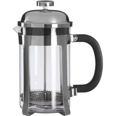 Allera Cafetiere - 800ml - Stainless Steel