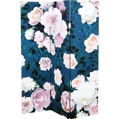 Arthouse Floral Shadows Room Divider