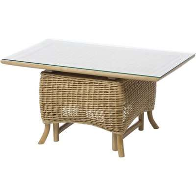 Centurion Woven Adjustable Coffee Table
