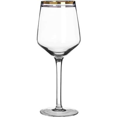 Charleston Wine Glasses - Set of 4