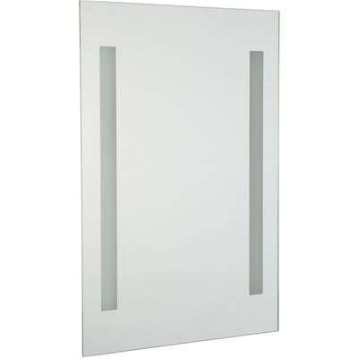 Croydex Thornton Battery Operated Illuminated Bathroom Mirror