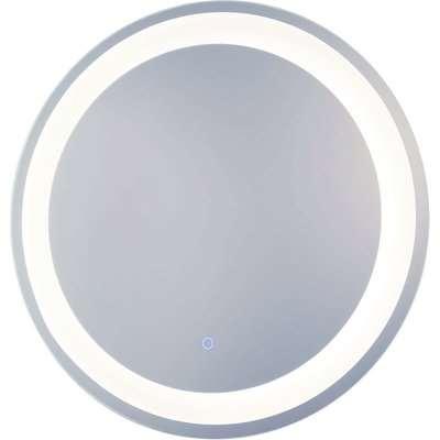 Croydex Wyncham LED Illuminated Round Bathroom Mirror