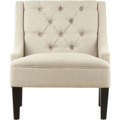 Doucet Natural Linen Chair