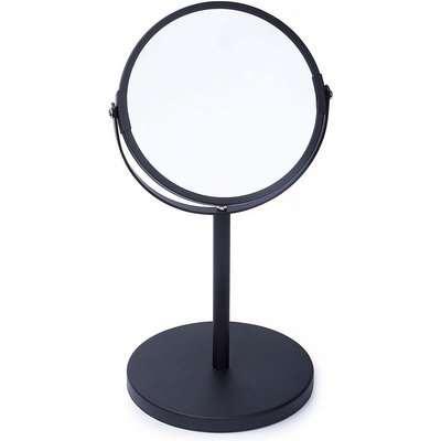 Freestanding Black Bathroom Mirror