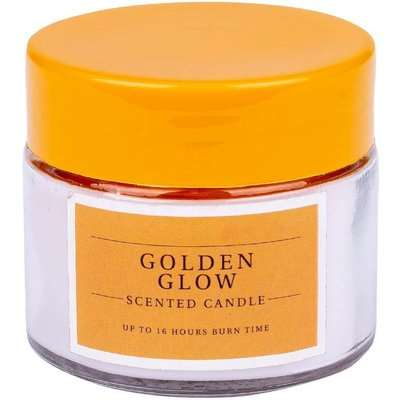 Golden Glow Scented Candle