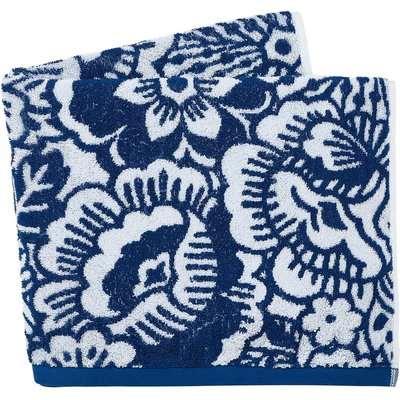 Helena Springfield Copenhagen Tilde Bath Sheet - Blue