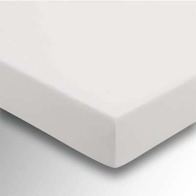 Helena Springfield Deep Fitted Sheet - Super King - Silver