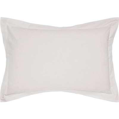 Helena Springfield Pillowcase - Oxford - Silver
