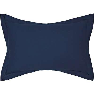Helena Springfield Plain Dye Oxford Pillowcase - Navy