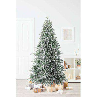 House Beautiful 7ft Nevada Spruce Artificial Christmas Tree