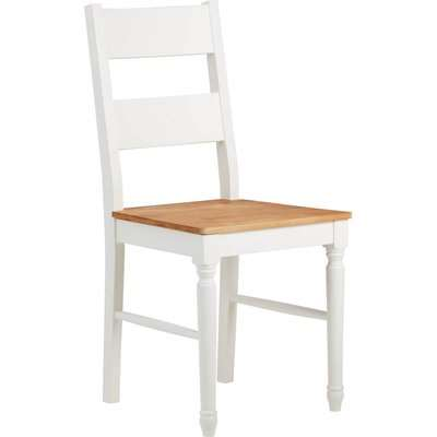 Laura Ladder Back Dining Chair - Set of 2