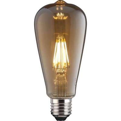 LED Filament ST64 4W E27 Vintage Light Bulb