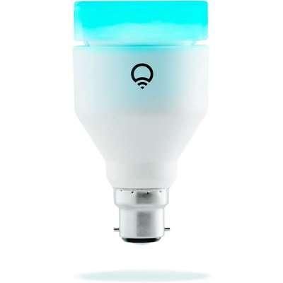 LIFX (B22) Wi-Fi Smart LED Light Bulb - Colour