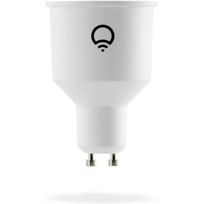 LIFX GU10 (International) Wi-Fi Smart LED Light Bulb - Colour