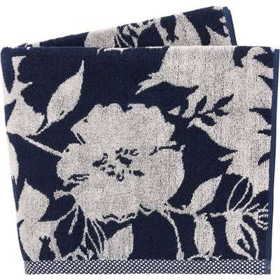 Lilium Towels Bath Indigo
